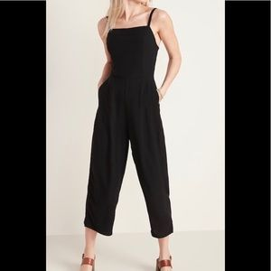 Old Navy Square-Neck Cami Jumpsuit (with pockets!)
